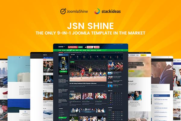 JSN Shine for EasyBlog