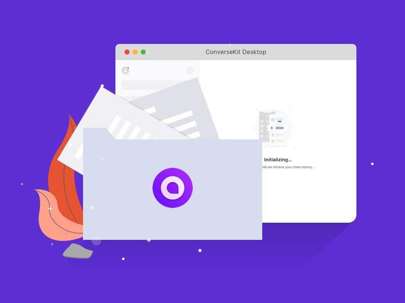 ConverseKit Desktop 1.0.3