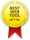 We won the Best Web Tool award for EasyBlog