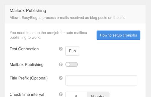 EasyBlog Remote Authoring