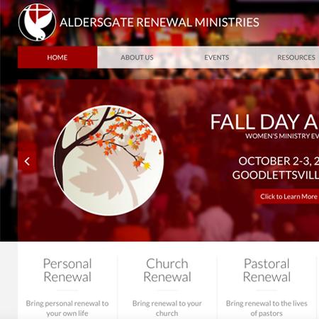 EasyBlog - Aldersgate Renewal Ministries