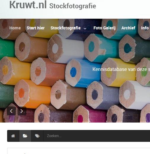 EasyBlog - Kruwt.nl Stockphotography