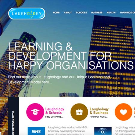 EasyBlog - Laughology