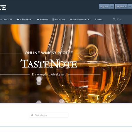EasyBlog - Taste Note
