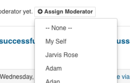 EasyDiscuss Assign Role