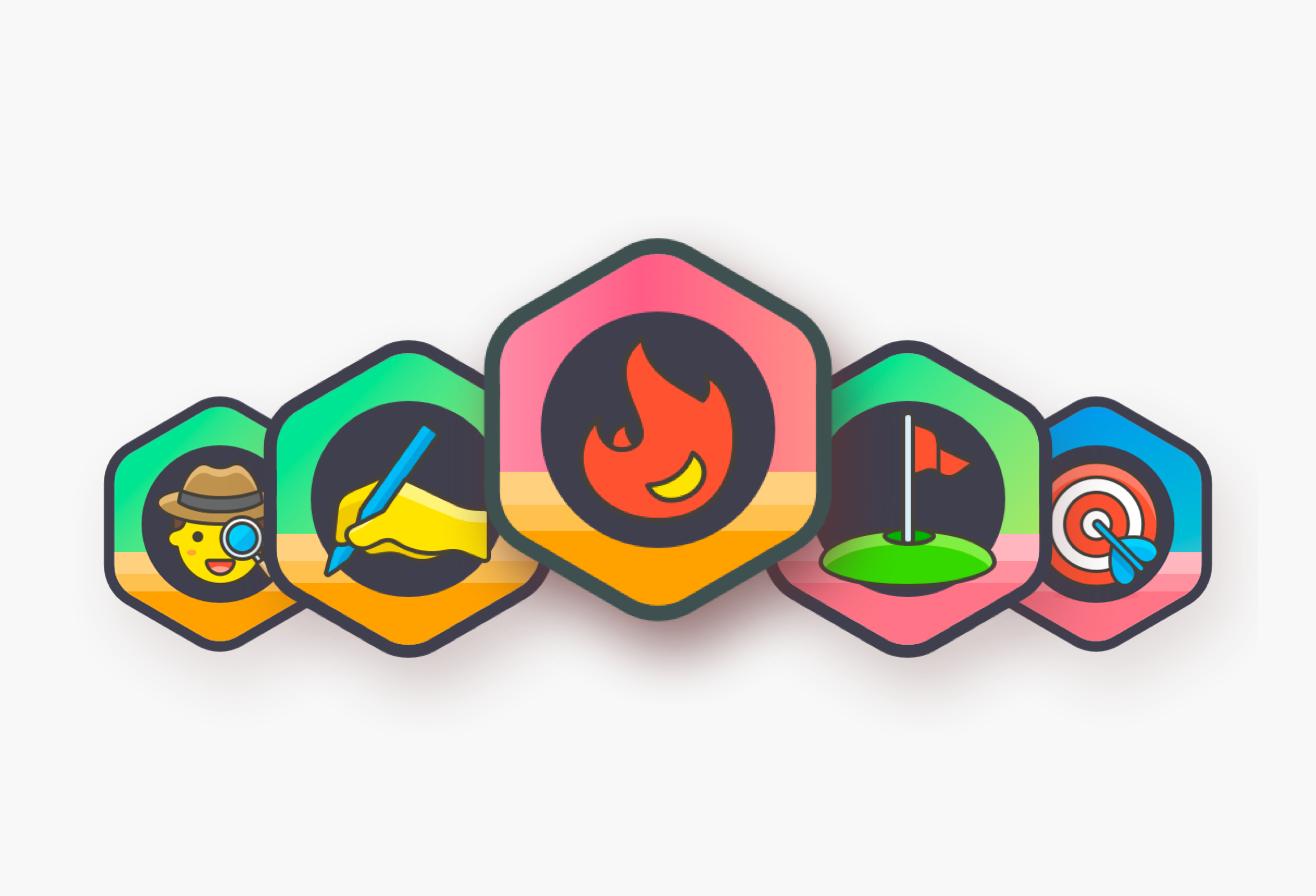 EasyDiscuss UI  Badges