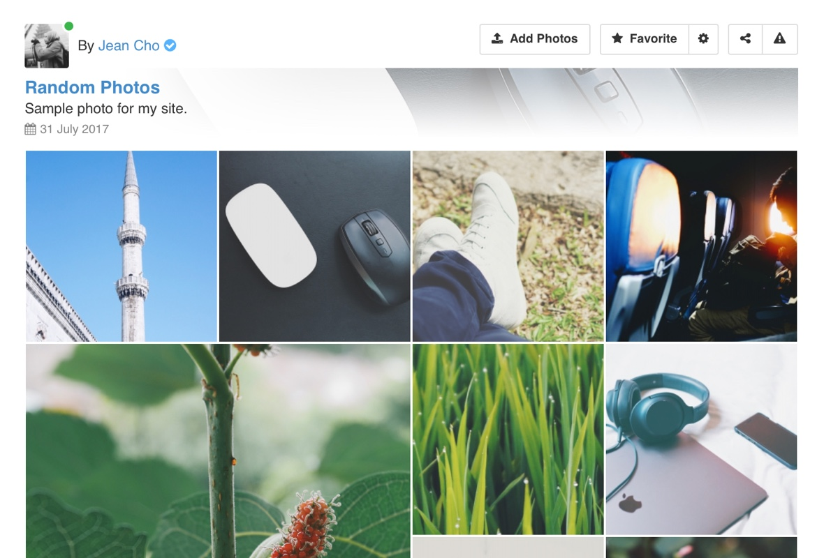 EasySocial - Grid Layout