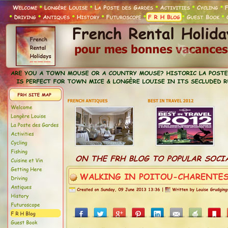 Komento - French Rental Holidays