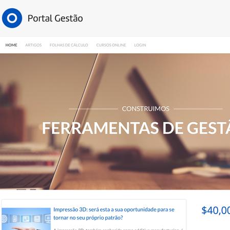 Komento - Portal Gestão