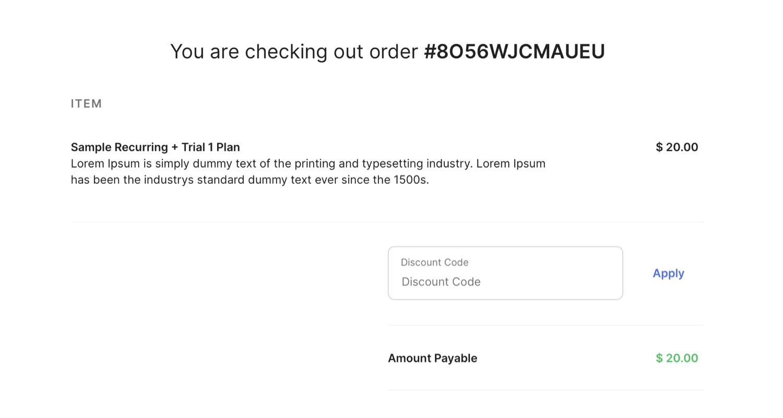 PayPlans Screenshot