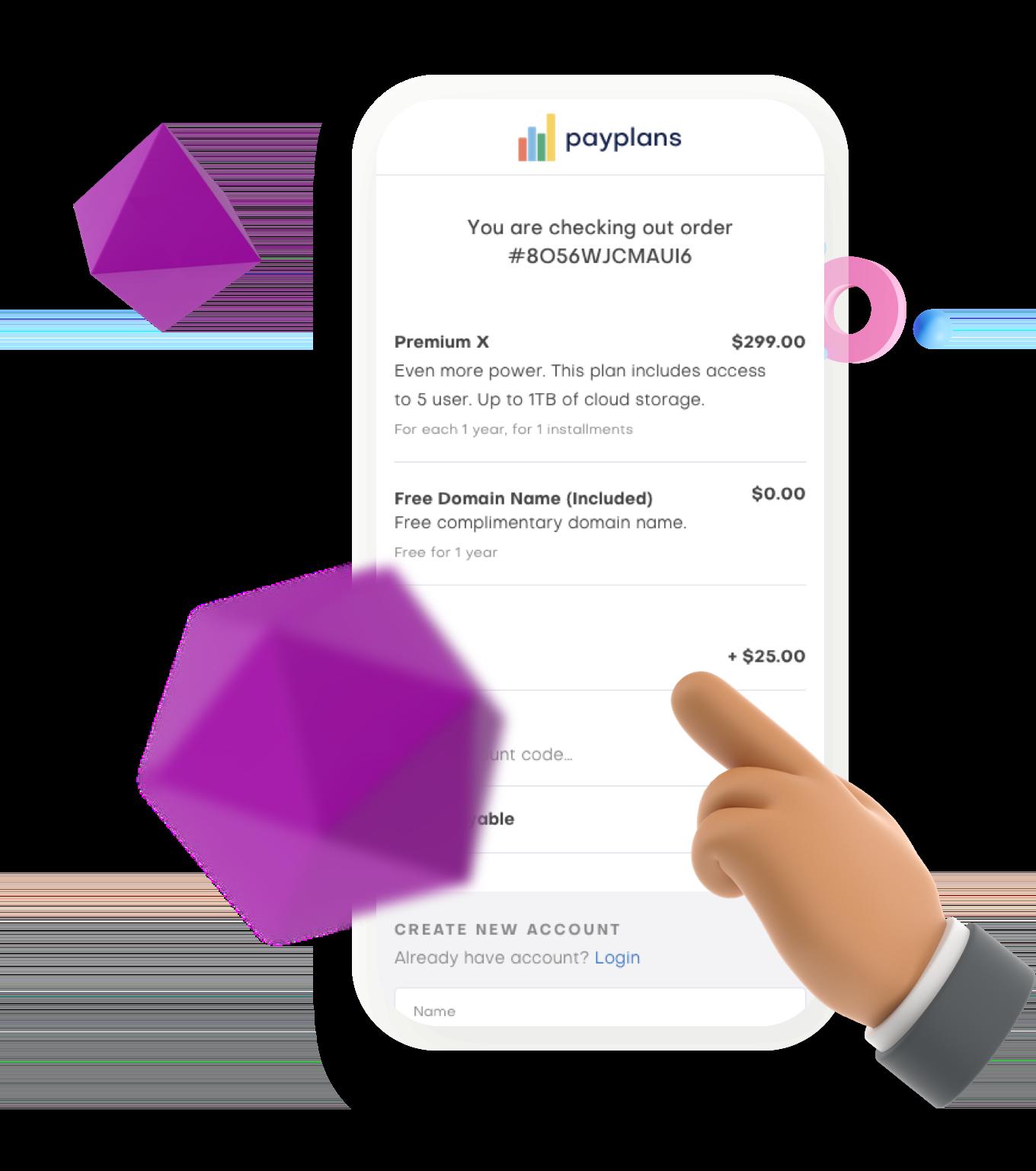 PayPlans Integrations Hero Image