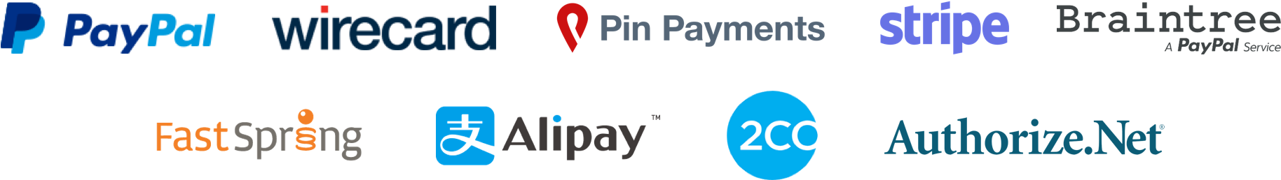 PayPlans Payment Gateways