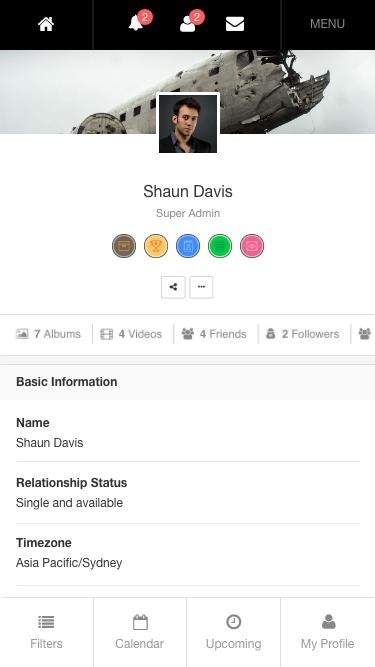 ES - Profile
